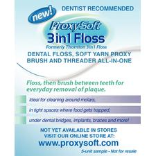 3-in-1 Floss Trial Pack