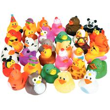 Rubber Duck Assortment, 2