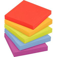 Post-It® Super Sticky Marrakesh Collection Notes. Assorted Colors