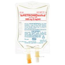 Metronidazole Injection – 5 mg/mL Strength, 100 mL, Flexible Container, 24/Pkg, NDC 0409-7811-24