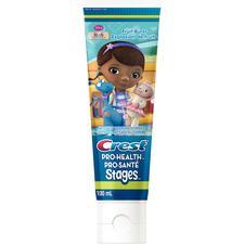 Crest® Pro-Health Stages™ Disney Jr. Doc McStuffins Toothpaste – 100 ml Tube, 12/Pkg