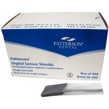 Patterson® Digital Sensor Shields™, 400/Box