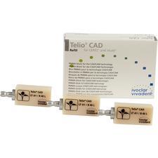 Telio® CAD Blocks for CEREC®, Refills