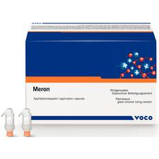 Meron Glass Ionomer Luting Cement – Application Capsules, 50/Pkg