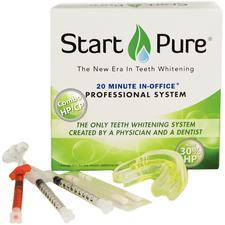 Start Pure® Pro Teeth Whitening System, Combo Refill Kit