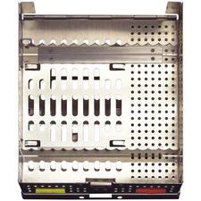 Cassette FlipTop™ de série D, support fixe 9