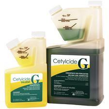 Cetylcide-G® Concentrate High Level Disinfectant/Sterilant and Diluent