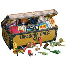 Treasure Chest Toys, Refill, Assortment, 200/Pkg