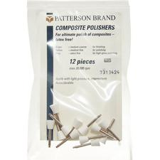 Patterson® Composite Polishers – Latex Free, LA Type, Cup, 12/Pkg