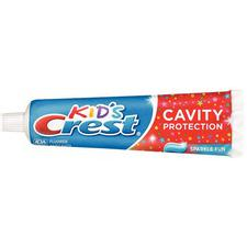 Crest® Kid's Cavity Protection Sparkle Fun Toothpaste – 100 ml Tube, 24/Pkg