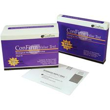 ConFirm® Mail-In Sterilizer Monitoring System – Value Test Service, Not Prepaid, 52/Pkg