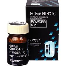 GC Fuji Ortho™ LC Orthodontic Cement – Powder Refill, 40 g Bottle