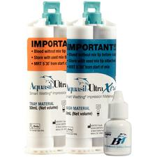 Aquasil Ultra Xtra Smart Wetting® Impression Material – Introductory Kit, 50 ml Cartridge