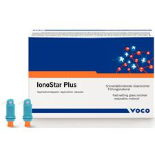 IonoStar® Plus Glass Ionomer Restorative Caps, Refill Pack