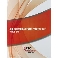 California Dental Practice Workbook