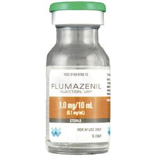 Flumazenil Injection – 10 ml, 10/Pkg