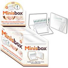 StaiNo® Interdental Brush Compact, Minisbox Display