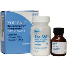 ZOE B&T® Base and Temporary Filling Material, Standard Package