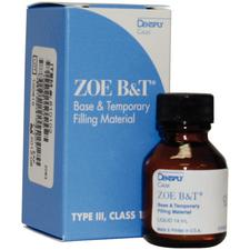 ZOE B&T® Base and Temporary Filling Material – Liquid Refill, 14 ml