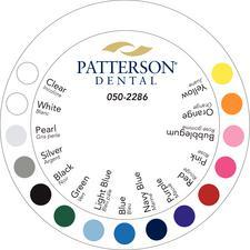 Patterson® Ligature Color Wheel