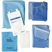 Basic Pack With Soft Gown – 5/Pkg