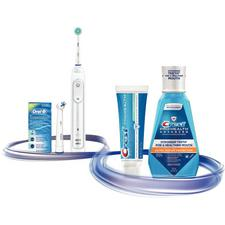 Oral-B® Genius™ Power Toothbrush with Bluetooth® Bundle – Ortho Essentials System, 3/Pkg
