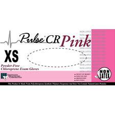 Pulse® CR Chloroprene Exam Gloves, 200/Box
