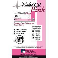 Pulse® CR Chloroprene Exam Gloves, Sample Pack