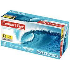 Gants en latex légèrement poudrés Comfort Flex®, 100/boîte