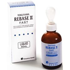 Rebase II Chairside and Laboratory Hard Denture Reline Material – Liquid 50 ml