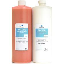 Accusil Duplicating Material Set – 1 kg Bottles, 1/Pkg