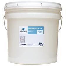 100 Micron White Aluminum Oxide – 50 lb Carton