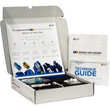 Single Unit Crown Procedure Starter Kit
