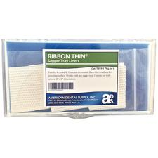 Ribbon Thin® Sagger Tray Liners