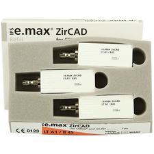 Blocs IPS e.max® ZirCAD TF (translucidité faible) pour CEREC® et inLab®