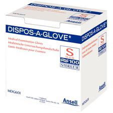 DISPOS-A-GLOVE® Copolymer Sterile Exam Gloves – Powder Free, 100/Box
