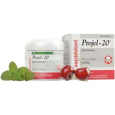 Projel-20 Topical Anesthetic, 60 g Jar