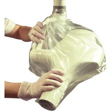 "X-ray Head Covers – 18"" W x 28"" L, Clear, 250/Pkg"