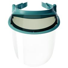 Visor Shield Protective Barrier System Replacement Shields