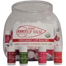 Organic Lip Balm Fishbowl – Multi Fruit, 100/Pkg
