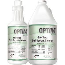 Liquide nettoyant et désinfectant pour surfaces Optim® 33TB
