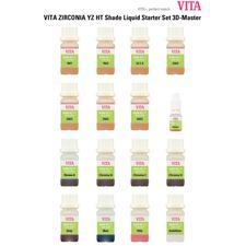 VITA Zirconia YZ HT Shade Liquid Kits