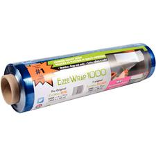 "E-ZEE WRAP 1000 Plastic Wrap Refill – 1000' Roll, 11"" Wide"