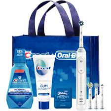 Oral-B® Genius™ Gingivitis System Power Toothbrush Bundle, 3/Pkg