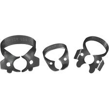 Black Line Rubber Dam Clamps