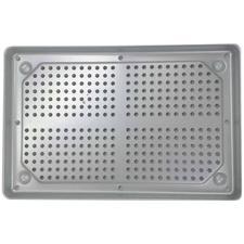 Lisa Sterilizer Aluminum Tray, 185 mm x 285 mm