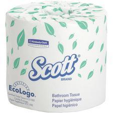 Papier hygiénique standard Scott®– blanc, 40/emballage