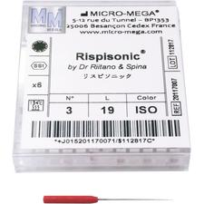 Rispisonic Files, 6/Pkg