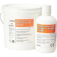 Poudre pour prothèses High Impact-45™ - Rose fibré, 5lb