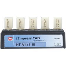 Blocs IPS Empress® CAD PlanMill™ - I10, 5/emballage